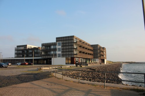 Unsere Homebase - Das Hotel Budersand