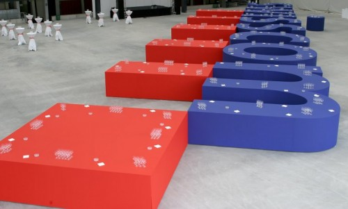 Swisscom integriert in den Apero des Mitarbeiter-Events