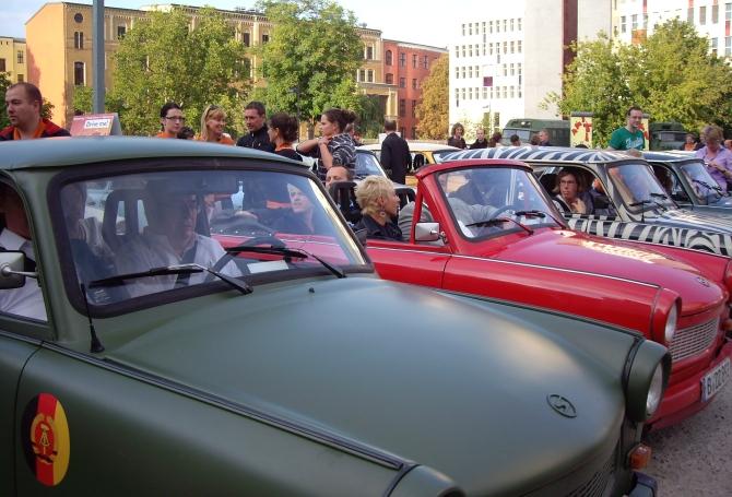 Trabant Event Berlin