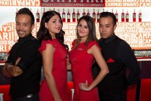 Campari & Loft5 Team