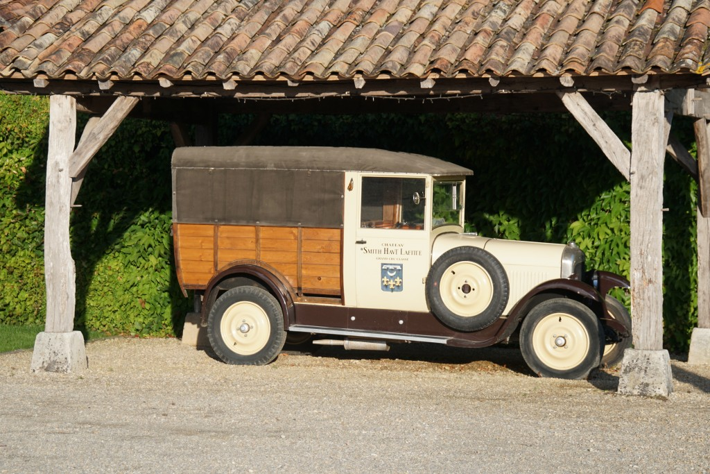 Old Wine Car