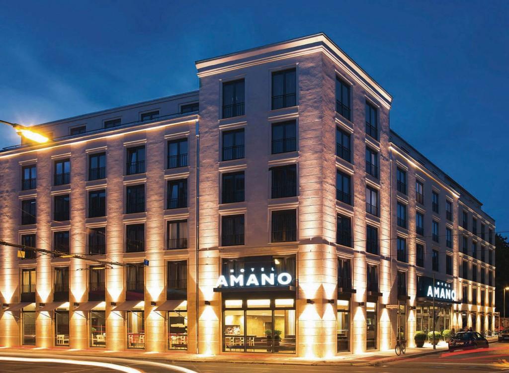 Amano Hotel Berlin