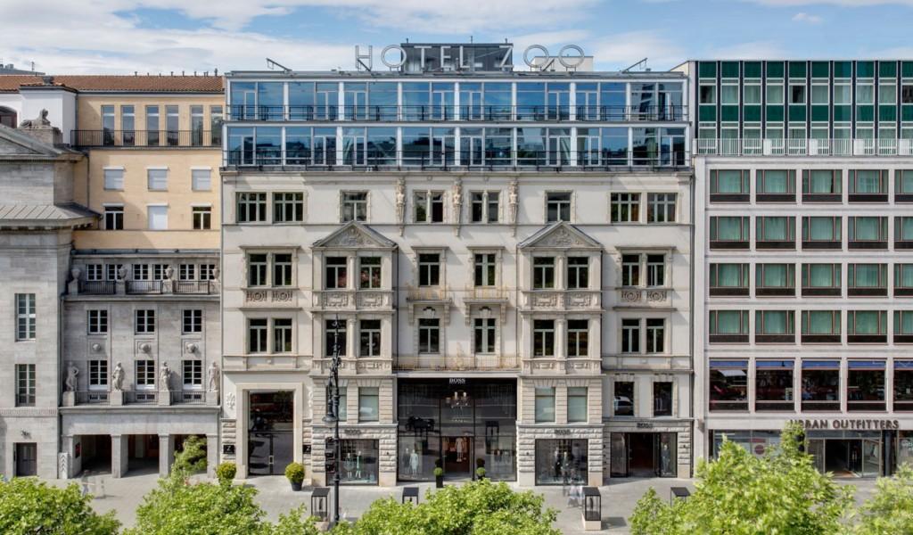 Das Hotel der Berlinale